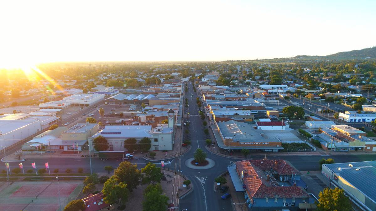 GOING UP: The research shows sales in Gunnedah have consistently been increasing. Photo: Phil Thomas
