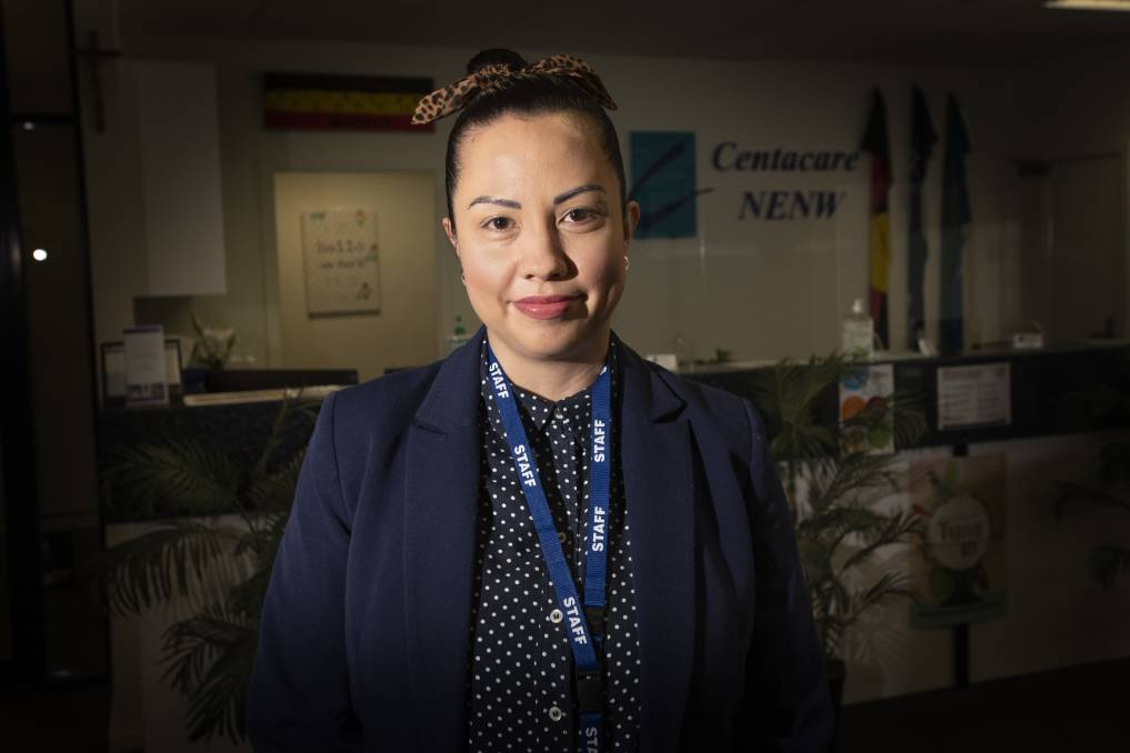 NURTURING MINDS: Centacare New England North West principal psychologist Josie Hofman said the pandemic had widely affected mental health. Photo: Peter Hardin