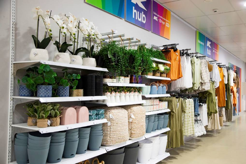 NEW FEEL: The new-look K hub stores are popping up all around the country. Photo: Supplied/Kmart